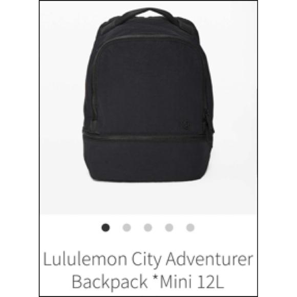 Lululemon City Adventurer Backpack (Mini)